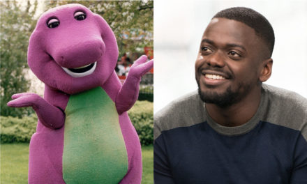 'Barney' Film in the Works From Mattel & Daniel Kaluuya