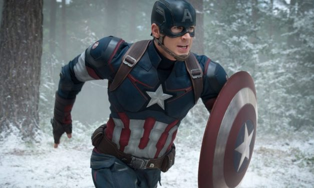 Chris Evans is Reluctant to Play Captain America Again