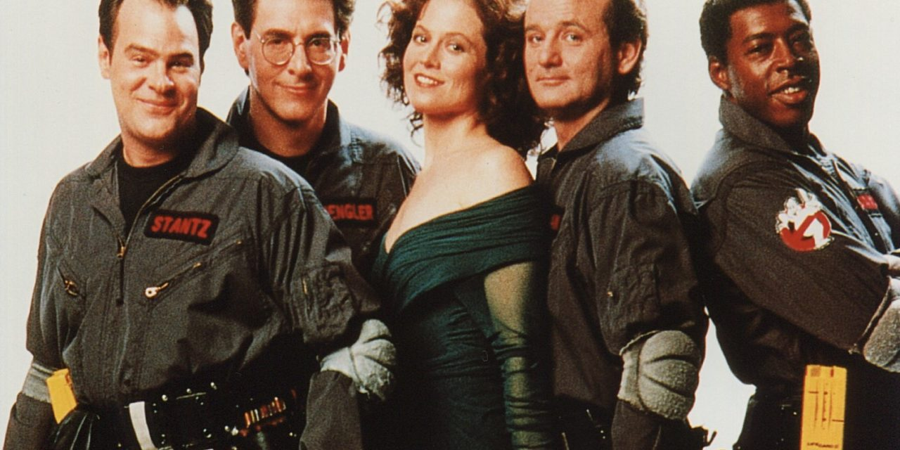 The Original Crew Will Return for 'Ghostbusters 2020'
