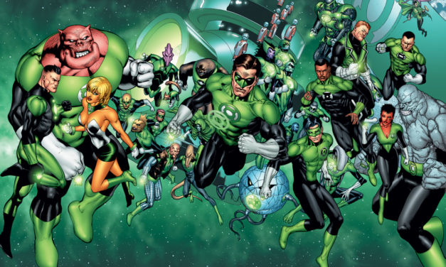 HBO Max is Going Cosmic with 'Green Lantern' & 'Strange Adventures'