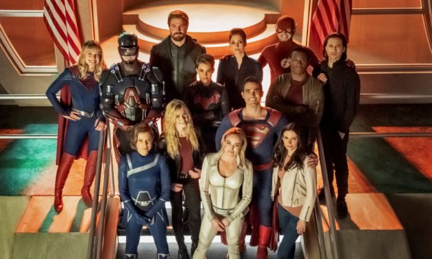 Check Out All the Official 'Crisis on Infinite Earths' Photos
