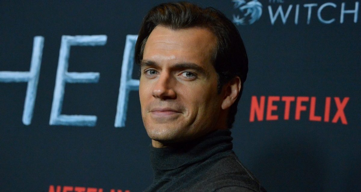 "Henry Cavill Hasn't Seen the ""Snyder Cut"""