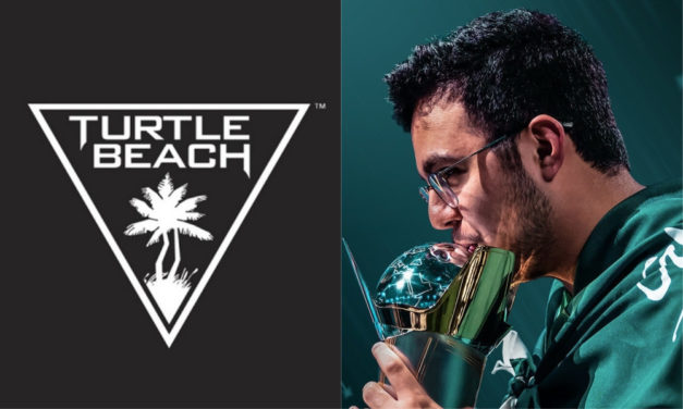 Turtle Beach Signs New Partnership with Renowned FIFA Champion Mossad Aldossary