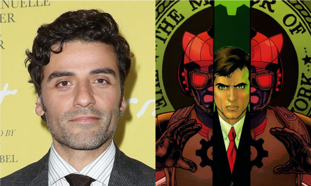 Oscar Isaac to Lead 'The Great Machine' Adaptation