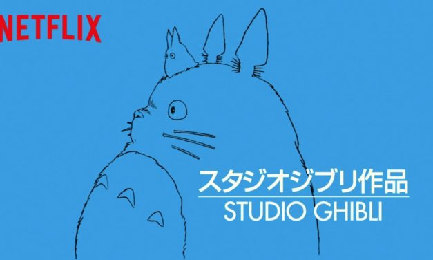 Studio Ghibli Catalogue to be Released on Netflix UK