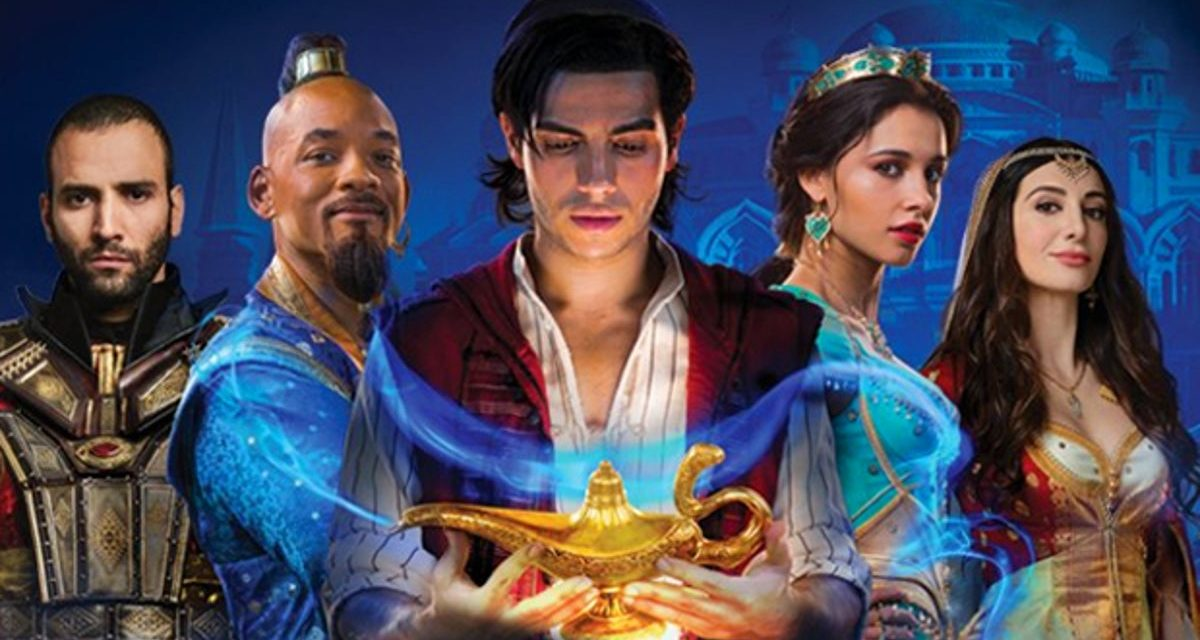 'Aladdin' Sequel in the Works at Disney