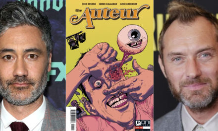 Taika Waititi's Horror-Comedy 'The Auteur' Set at Showtime