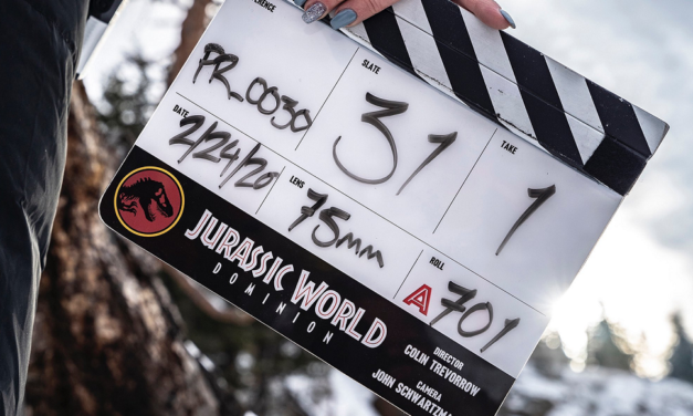 'Jurassic World 3: Dominion' Begins Filming