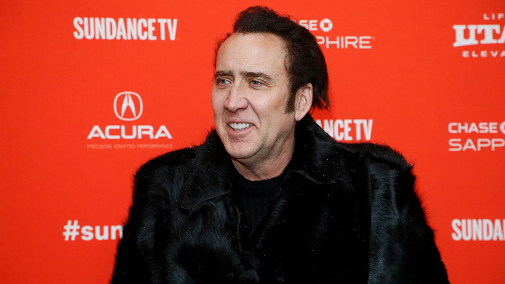 Nicolas Cage Talks Playing Himself in 'The Unbearable Weight of Massive Talent'