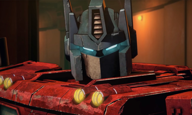 Netflix Releases Trailer for 'Transformers' Anime Series