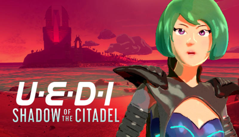 Onion Soup Interactive Reveals 'UEDI: Shadow of the Citadel'