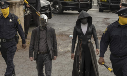 """More 'Watchmen' Now """"Possible"""" at HBO"""