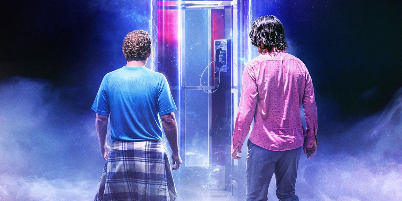 Bill & Ted Face The Music trailer has arrived